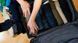 Mẹo nhỏ về quần áo khi đi du lịch