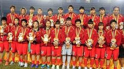 Khai mạc giải bóng đá nữ VĐQG 2014