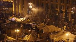 Người Việt ở Kiev tạm ngừng buôn bán để lánh nạn