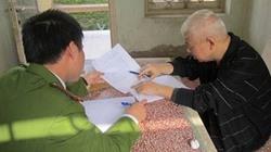 Gần 60 cán bộ của C46 tham gia vây bắt bầu Kiên