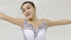 """VĐV trượt băng Hàn Quốc """"gây sốt"""" tại Olympic Sochi"""