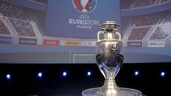 """Bốc thăm chia bảng vòng loại EURO 2016: Tây Ban Nha """"dễ thở"""""""