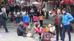 Điếng người bởi ấm trà giá... 320.000 đồng ở chùa Hương