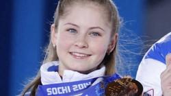 Vẻ đẹp hoàn mỹ của VĐV trượt băng Nga