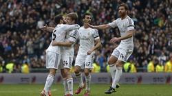 """Real Madrid: Sau 63 vòng mới leo """"lên đỉnh"""""""