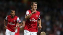 """Arsenal đón tin vui từ """"sát thủ"""" Ramsey"""