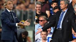 """Trước đại chiến, Mancini """"hạ nhục"""" Mourinho"""