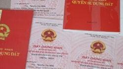 Quảng Ninh: Dùng sổ đỏ trái phép để vay 20 tỷ đồng