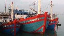Cứu 15 ngư dân bị nạn 9 ngày