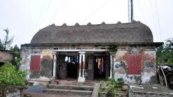 Độc đáo kiến trúc nhà lợp mái bổi ở Tiền Hải (Thái Bình)