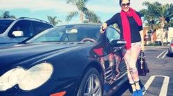 Ca sĩ Thu Phương được chồng tặng siêu xe và iPad