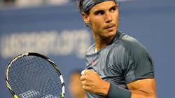 Nadal sắp bỏ túi 1,1 triệu USD mỗi trận đấu