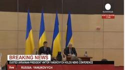 Ông Yanukovych nói mình bị lừa