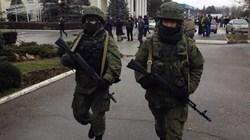 Nga thừa nhận Hạm đội Biển Đen xâm nhập Crimea, Ukraine