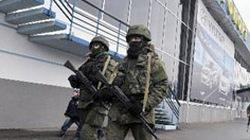 "Ukraine: ""Máy bay chở 2.000 binh sĩ Nga đáp xuống Crimea"""
