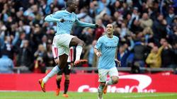 Man City 3-1 Sunderland: Man xanh vô địch League Cup