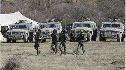 """Nga ra hạn chót cho Ukraine ở Crimea: Ra hàng hoặc đối mặt với """"bão"""""""