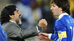 """""""Messi không thể theo kịp đẳng cấp của Maradona"""""""