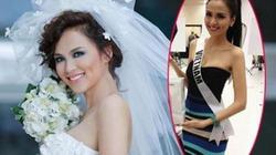 Công ty Hoàn Vũ nói thế nào trước tin Diễm Hương có chồng?