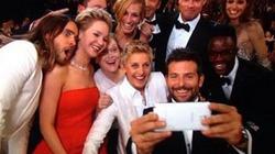 """Samsung """"vỡ bẫm"""" nhờ tài pha trò của người dẫn Oscar"""