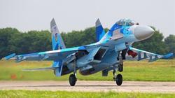 Ukraine điều tiêm kích Su-27 chặn chiến đấu cơ của Nga