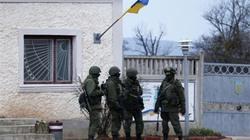 NÓNG: Đã có đụng độ ở Crimea