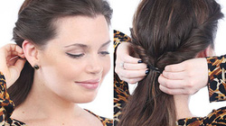 4 bước đơn giản để có mái tóc cổ điển tuyệt đẹp