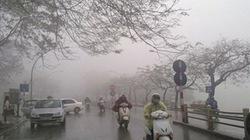 Đông Bắc Bộ có mưa nhỏ và sương mù