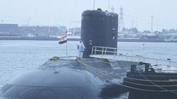Tìm ra nguyên nhân tàu ngầm Kilo Ấn Độ cháy