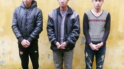 3 thanh niên bắt cóc 1 thiếu nữ, giam giữ nhiều ngày