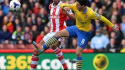 Arsenal bị đối thủ chê là… kẻ yếu đuối