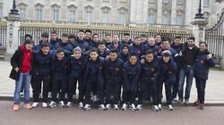 U19 Việt Nam tham quan London trước giờ gặp U19 Arsenal