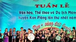 Kon Tum: Tuần lễ văn hóa du lịch Măng Đen