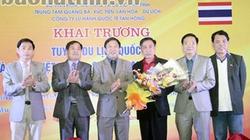 Khai trương tuyến du lịch Hà Tĩnh - Sakon Nakhon