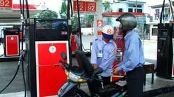 Giá bán xăng dầu đang thấp hơn giá cơ sở