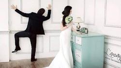 Phì cười với ảnh cưới của Tuấn Hưng