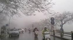 Đông Bắc Bộ tiếp tục mưa ẩm