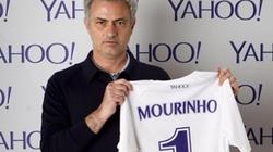 """Mourinho ký hợp đồng """"đánh thuê"""" cho Yahoo"""