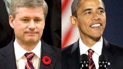 Ông Obama gửi bia sang Canada vì thua độ