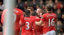 West Brom 0-3 M.U: Quỷ đỏ đại thắng ấn tượng