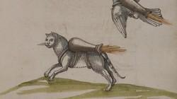 """Dùng mèo làm """"siêu vũ khí"""" từ... 500 năm trước?"""