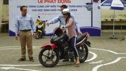 Đà Nẵng: Thanh niên hành động vì an toàn giao thông