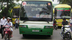 TP.HCM: Tổng kiểm tra tài xế xe buýt