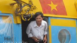 Phóng viên Dân Việt có mặt trên trực thăng đi tìm máy bay Malaysia mất tích