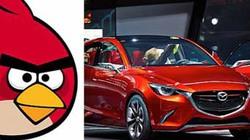 Mazda2 thế hệ mới mang thiết kế của... Angry Bird