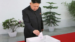 Ông Kim Jong-Un thắng cử tuyệt đối trong cuộc bầu cử quốc hội