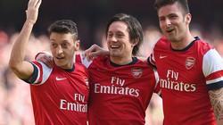 Arsenal chạm trán Wigan ở bán kết FA Cup
