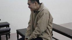 Sợ lĩnh án tử, kẻ giết người khóc suốt phiên tòa