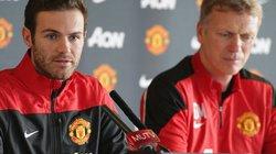 """Juan Mata ra """"yêu sách"""" với David Moyes"""