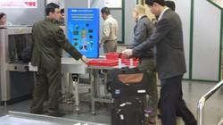 Chưa xác định thời gian duy trì an ninh hàng không cấp độ 1